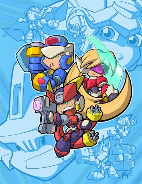 Mega Man Tribute By Mattmoylan On Deviantart