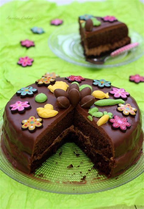 gateau de paques alsacien g 226 teau de p 226 ques au chocolat facile amandine cooking