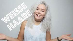 Grau Silber Haare : wei grau silber haare mit olaplex wie hab ich es geschafft valentina vale youtube ~ Frokenaadalensverden.com Haus und Dekorationen