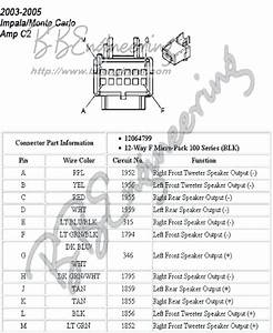 2003 Chevy Trailblazer Wiring Diagram