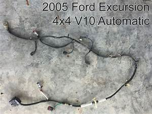 Excursion Wiring Harness