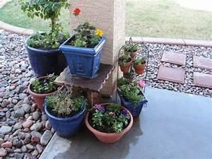 22 fabulous container garden design ideas for beautiful for Container garden design ideas