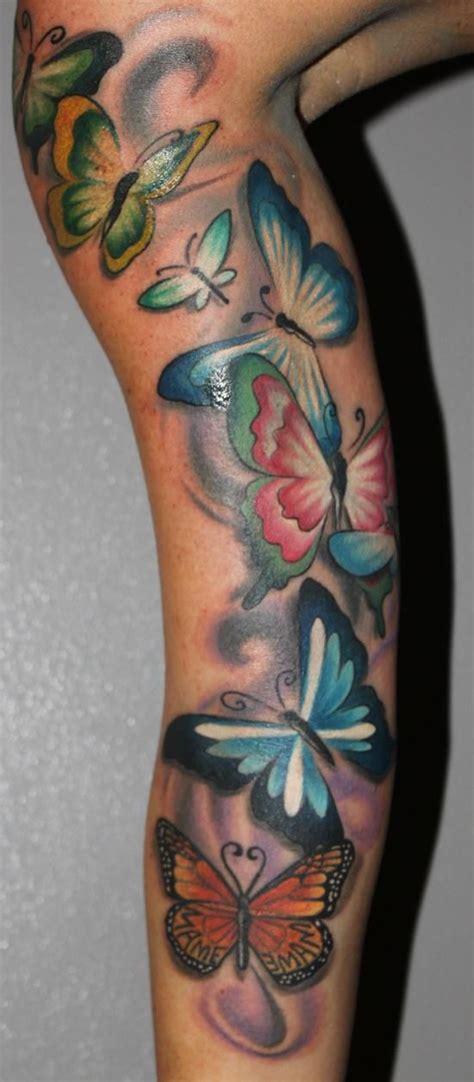 beautiful butterfly tattoo designs  stick