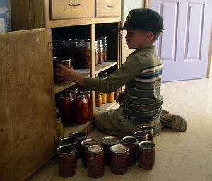 home canning jars    store