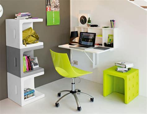 idee bureau pour petit espace le bureau escamotable décisions pour les petits espaces