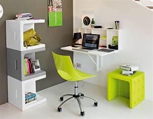 Créer Son Bureau Ikea : le bureau escamotable d cisions pour les petits espaces ~ Melissatoandfro.com Idées de Décoration