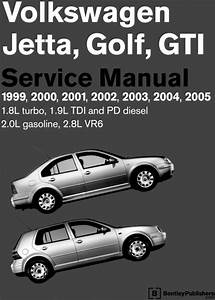 Famous Car Manual  Volkswagen Jetta 1999