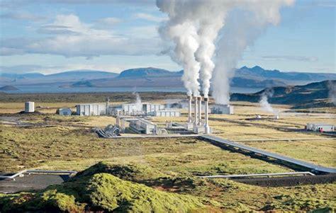 Геотермальные электростанции — КиберПедия