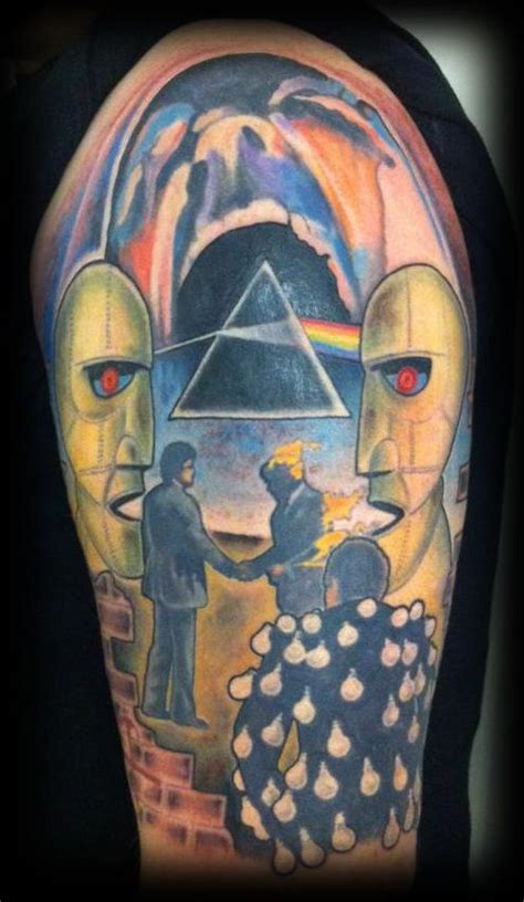 pink floyd tattoos tattoo artwork tattoos pink floyd