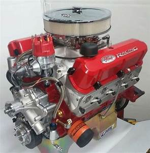 Ford 427 / 538 Horspower Crate Engine | Crate engines, Ford racing engines, Crate motors