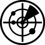 Radar Icon Svg Display Icons Scanner Signal