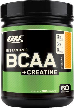 Optimum Nutrition Instantized BCAA + Creatine | PricePlow