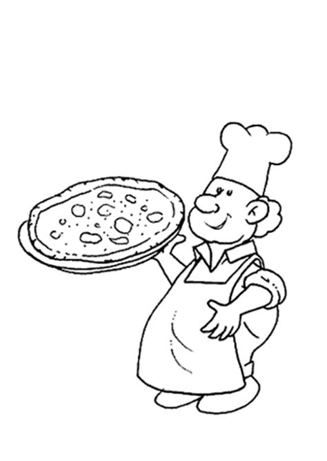 pizza coloring pages kids printable coloring pages