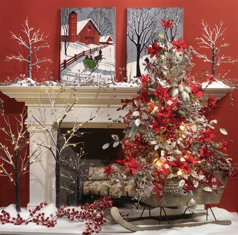 Raz Decorations 2013 by Raz 2013 Aspen Sweater Trees And List Of