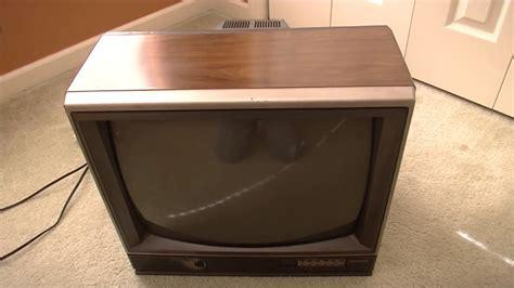 1986 Magnavox Cg4150 Wa01 Crt Television