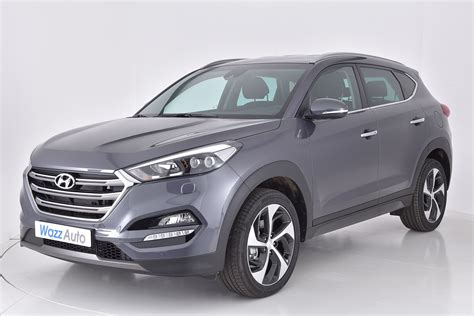 Hyundai Tucson Colours