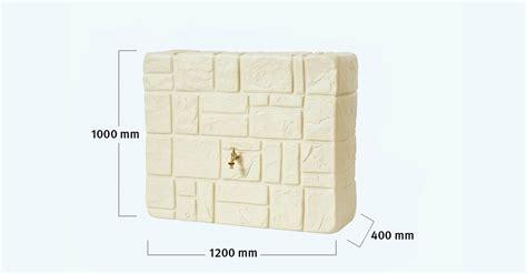 Mauer Wandtank Sandbeige Von Garantia