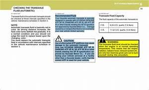 U0026 39 06 Sonata Atf Change - Hyundai Forum