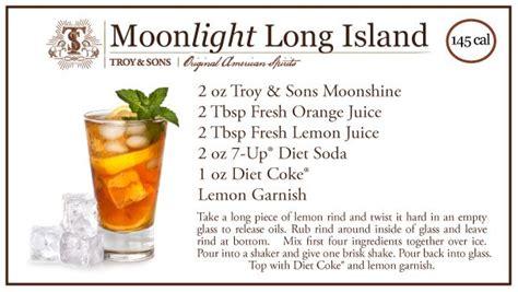 island tea recipe low calorie moonshine long island iced tea recipe lightdrinkrecipes troy sons cocktails