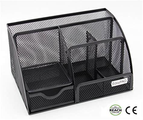 wire mesh desk drawer organizer easypag mesh desk organizer desktop pencil holder