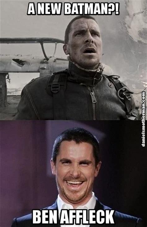 Christian Bale Meme - 48 best batfleck images on pinterest batman ha ha and batman vs superman