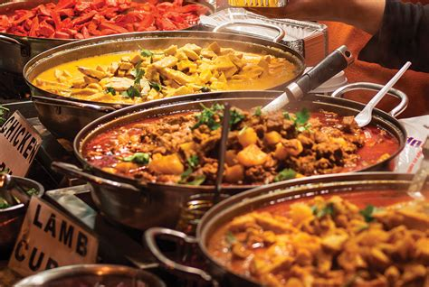 buffet cuisine saffron indian cuisine