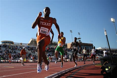 texas hurdler byron robinson named  bowerman  list