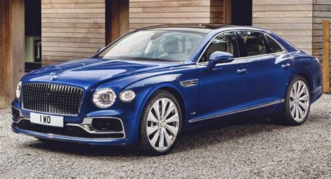 bentley flying spur  edition announced