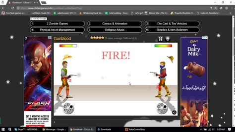 Unblocked Fighting Games 66