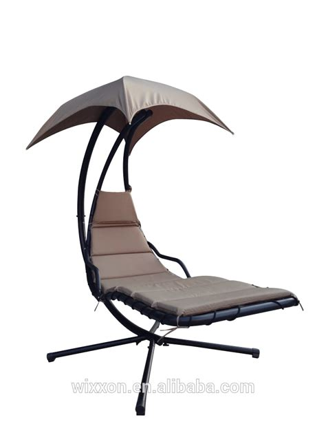 iron steel stand outdoor patio garden swing chair for sale