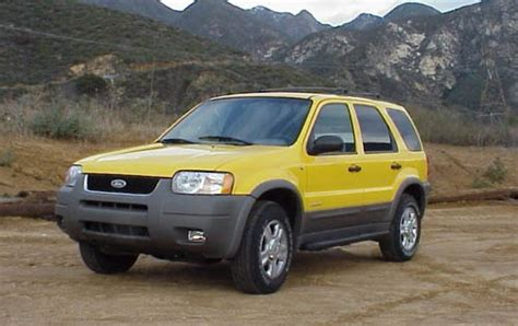 small engine repair training 2013 ford escape security system used 2003 ford escape pricing for sale edmunds