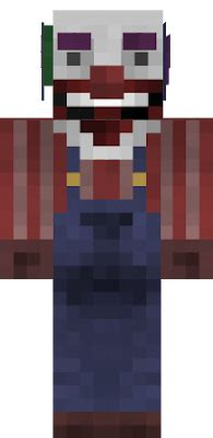 clown nova skin