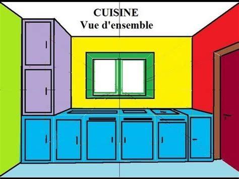 cuisine en 3d facile dessiner en perspective 12 20 une cuisine en 3d pas à