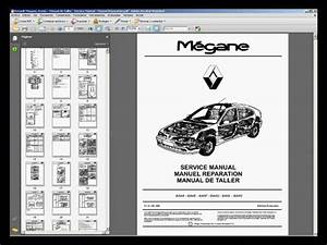 Renault Megane  Scenic - Manual De Taller