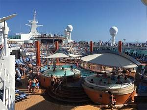 Pool, Spa, Fitness on Royal Caribbean Freedom of the Seas