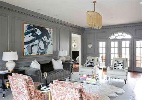 get the look grown up glam living room rue