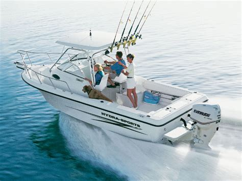 Hydra Sport Boats Models by Research Hydra Sports Boats 230 Wa 2007 On Iboats
