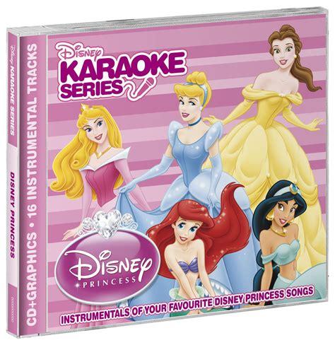 Easy Karaoke Disney Princess Cd+g (6198253)
