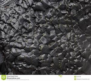 Texture Of Wet Black Rock Royalty Free Stock Image - Image ...