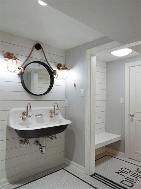 Big bathroom mirror ideas on wall. 20 Inspirations Large Framed Bathroom Wall Mirrors ...