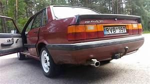 Audi 90 2 0 5 Zylinder : audi 90 b2 2 0 5 cylinder sound no exhaust youtube ~ Kayakingforconservation.com Haus und Dekorationen