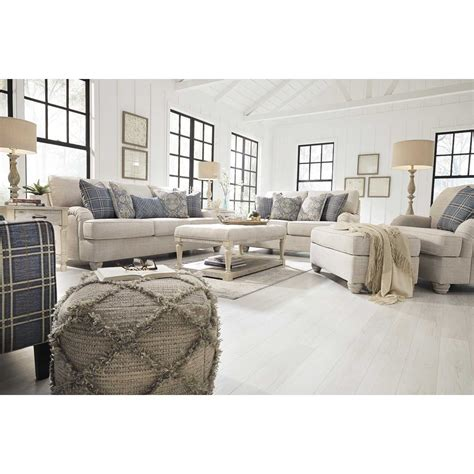 Linen And Loveseat by Traemore Linen Loveseat 2740335 Furniture Afw