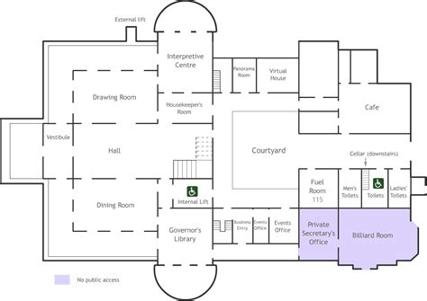 floor plans qut government house floorplan