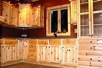 knotty pine cabinets Cabinetry - Kitchens and Baths | Timber Country Cabinetry