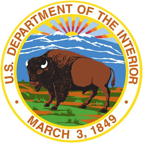 us department of state bureau of administration united states department of the interior