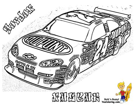 full force race car coloring pages  nascar cars