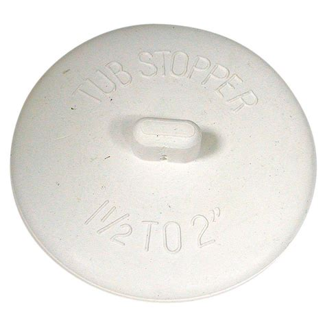 home depot bathtub stopper danco 1 1 2 in 2 in universal tub stopper 80783 the