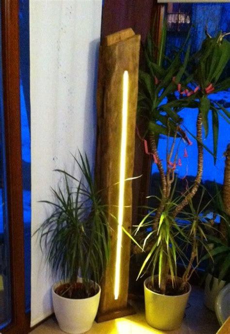 stehlampen aus alten balken alt und neu im design www
