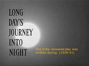 Long day's journey into night by fakharh muhabat