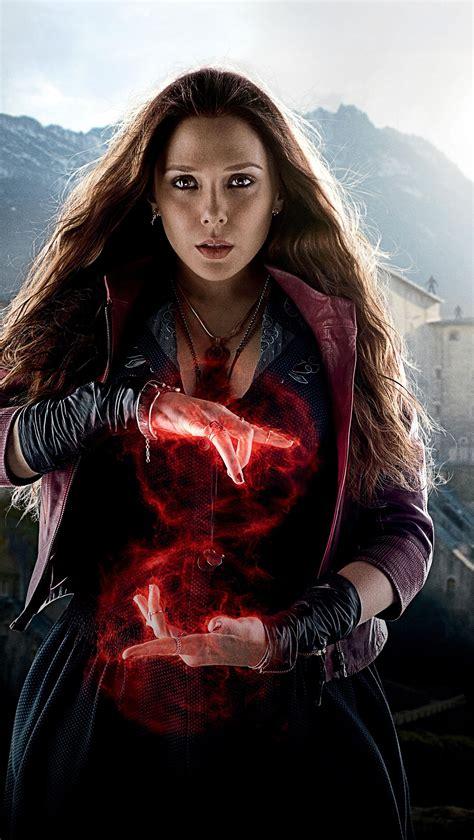 scarlet witch mcu heroes villains wiki fandom